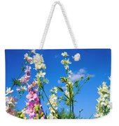 Wildflowers #13 Weekender Tote Bag