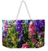 Wildflowers #14 Weekender Tote Bag
