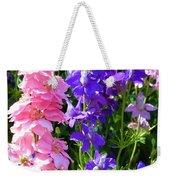 Wildflowers #16 Weekender Tote Bag