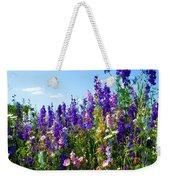 Wildflowers #9 Weekender Tote Bag