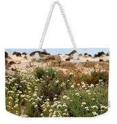 Wildflowers At Mungo National Park Weekender Tote Bag