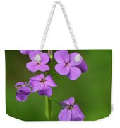 Wildflowers Weekender Tote Bag