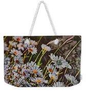 Wildflowers Weekender Tote Bag