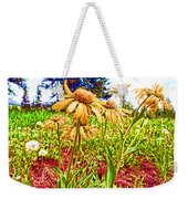 Wildflowers In The Wilds Of Colorado Weekender Tote Bag