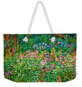 Wildflowers Near Fancy Gap Weekender Tote Bag