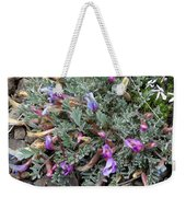 Wildflowers - Woolly-pod Locoweed Weekender Tote Bag