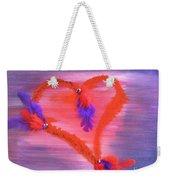 Wildheart II Weekender Tote Bag