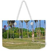 Wildlife And Wild Rides Weekender Tote Bag
