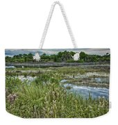 Wildlife Refuge Reflections Weekender Tote Bag