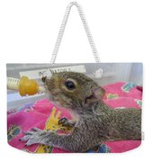 Wildlife Rehabilitation Weekender Tote Bag