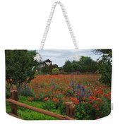 Wildseed Farms Weekender Tote Bag