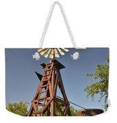 Wildseed Farms Windmill Weekender Tote Bag