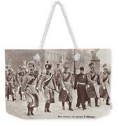 Wilhelm II & Sons Weekender Tote Bag