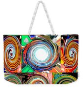 Will It Go 'round In Circles Weekender Tote Bag