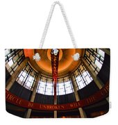 Will The Circle Be Unbroken Weekender Tote Bag