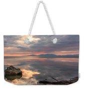 Willard Bay Weekender Tote Bag