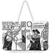 William Abell (c1584-1655) Weekender Tote Bag