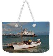 William Allchorn Eastbourne Weekender Tote Bag