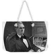 William Almon Wheeler (1819-1887) Weekender Tote Bag