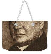 William B Weekender Tote Bag