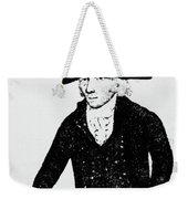William Brodie (d Weekender Tote Bag