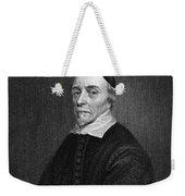 William Harvey (1578-1657) Weekender Tote Bag