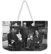 William Howard Taft(1857-1930) Weekender Tote Bag