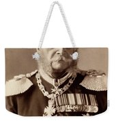 William I Of Prussia (1797-1888) Weekender Tote Bag