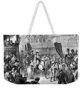 William IIi Of England (1650-1702) Weekender Tote Bag