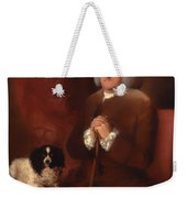 William Lowndes - A Auditor Of His Majesty's Court Of Exchequer  Weekender Tote Bag