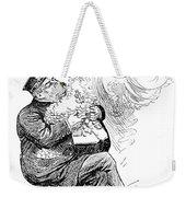 William S Weekender Tote Bag