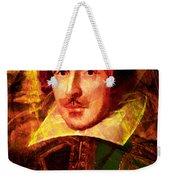 William Shakespeare 20140122 Weekender Tote Bag