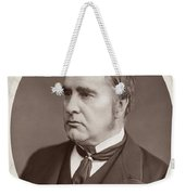 William W. Gull (1816-1890) Weekender Tote Bag