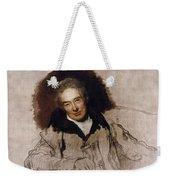 William Wilberforce (1759-1833) Weekender Tote Bag