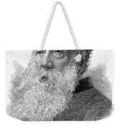 William Wood (1808-1894) Weekender Tote Bag