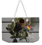 Williamsburg Bird Bottle 2 Weekender Tote Bag
