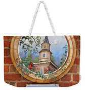 Williamsburg Shop Sign Weekender Tote Bag