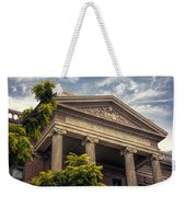 Williamson County Courthouse Weekender Tote Bag