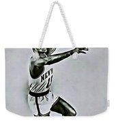 Willis Reed Weekender Tote Bag by Florian Rodarte