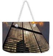 Willis Sears Tower Weekender Tote Bag