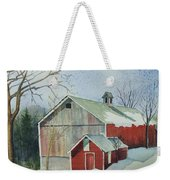 Williston Barn Weekender Tote Bag