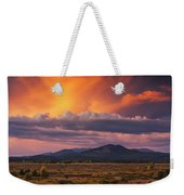 Willow Flats Sunset Weekender Tote Bag