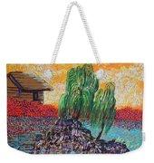 Willow Tree Isle Weekender Tote Bag
