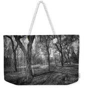 Willows In Spring Park Weekender Tote Bag