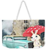 Willy The Wabbit Urrr I Mean Rabbit Weekender Tote Bag