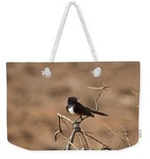 Willy Wagtail V7 Weekender Tote Bag