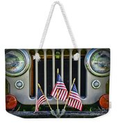 Willys Jeep Weekender Tote Bag