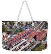 Wilmington Amtrak Weekender Tote Bag