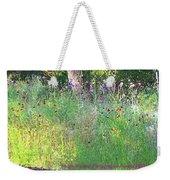 Wimberly Wildflowers Weekender Tote Bag