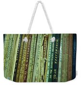 Winchester Catalogs Weekender Tote Bag
